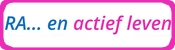 Actief leven met RA