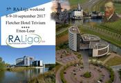 RA-weekend 8-9-10sept2017