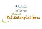 RA Liga vzw, lid van het Vlaams Patiëntenplatform
