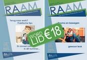Ledenblad RAAM - word Lid!