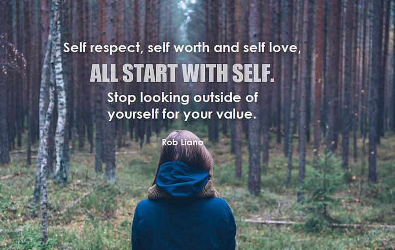 Jezelf graag zien