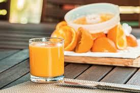 Drink wat sinaasappelsap!
