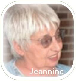 Jeannine getuigt
