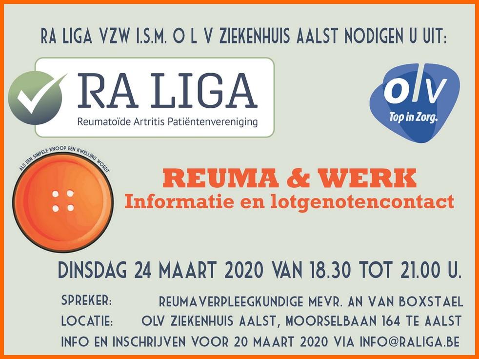reuma & werk