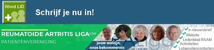 RA Liga vzw - patiëntenvereniging